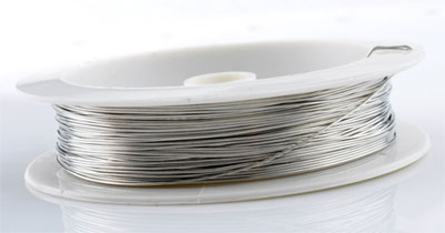 www.beadyourfashion.com - Copper wire ± 0,40mm (roll ± 15 metre)