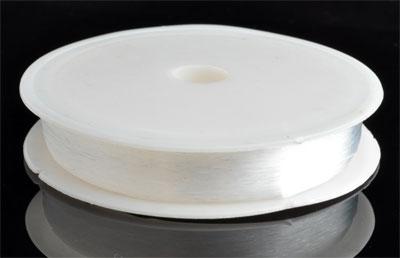 www.beadyourfashion.com - Nylon wire (fish line) ± 0,20mm (roll ± 90 metre)