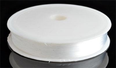 www.beadyourfashion.com - Nylon wire (fish line) ± 0,25mm (roll ± 90 metre)
