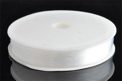 www.beadyourfashion.com - Nylon wire (fish line) ± 0,30mm (roll ± 90 metre)