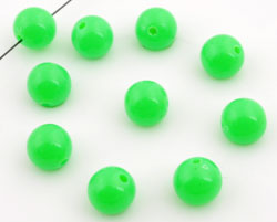 www.beadyourfashion.com - Synthetic bead round ± 8mm (hole ± 1,5mm)
