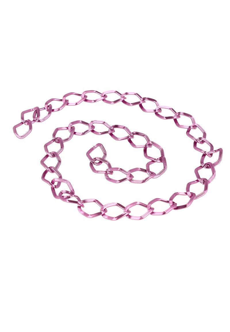www.beadyourfashion.com - Aluminum chain ± 50cm (link ± 18x13mm)
