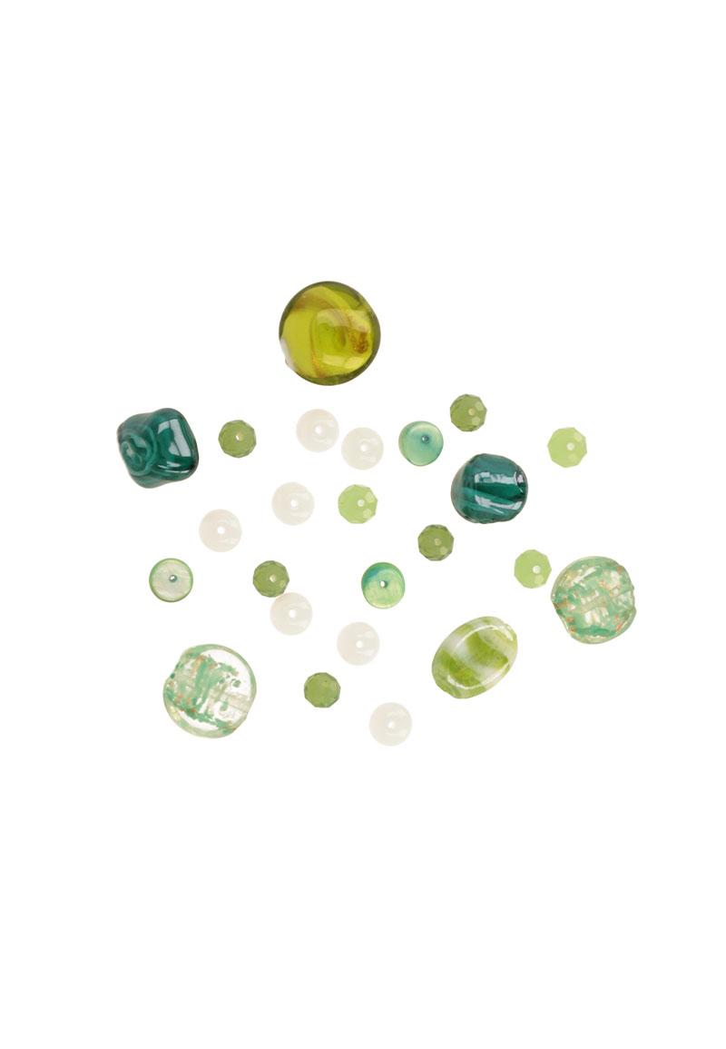 www.beadyourfashion.com - Mix beads ± 7-20mm (hole ± 1-2,5mm)
