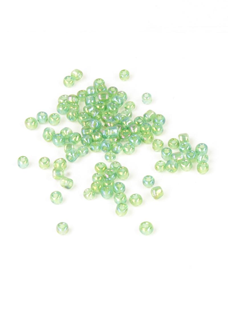 www.beadyourfashion.nl - Glaskralen/ rocailles ± 2mm (12/0) (± 360 st.)