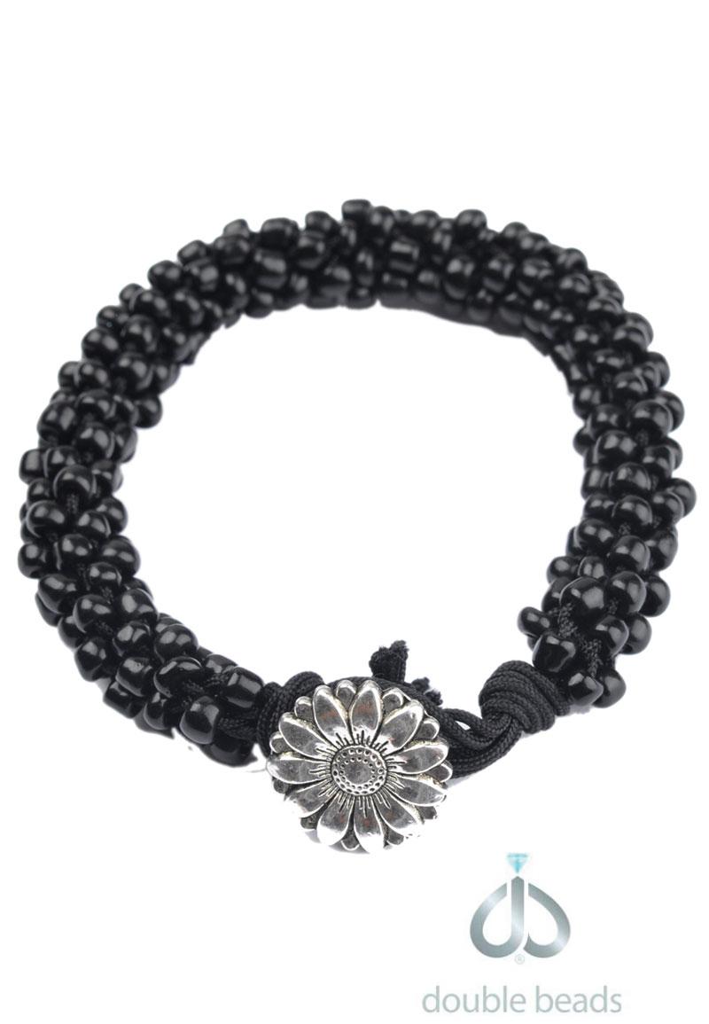 www.beadyourfashion.com - DoubleBeads Creation Jewelry Kit bracelet