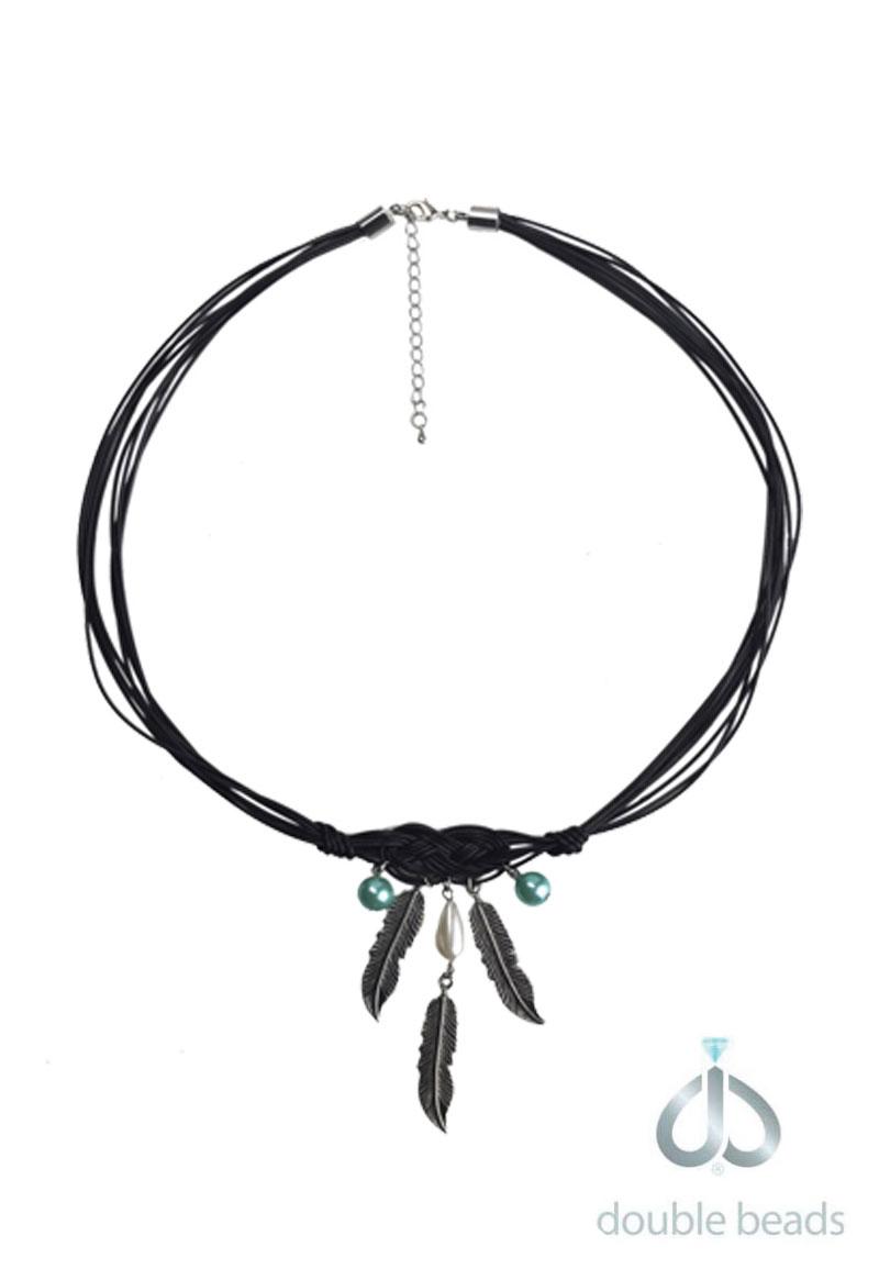 www.beadyourfashion.com - DoubleBeads Creation Jewelry Kit necklace