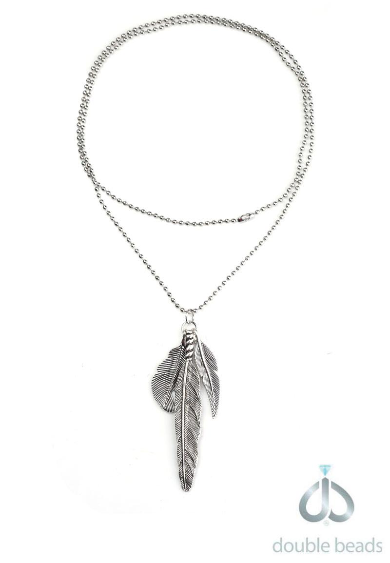 www.beadyourfashion.com - DoubleBeads Creation Mini Jewelry Kit necklace