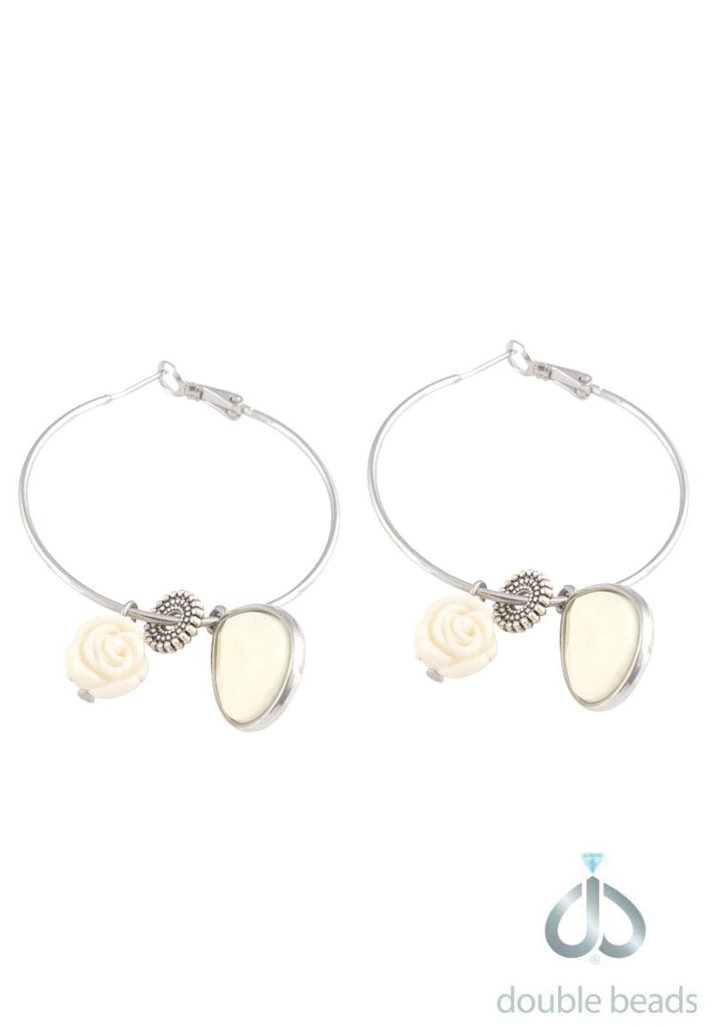 www.beadyourfashion.com - DoubleBeads Creation Mini Jewelry Kit earrings