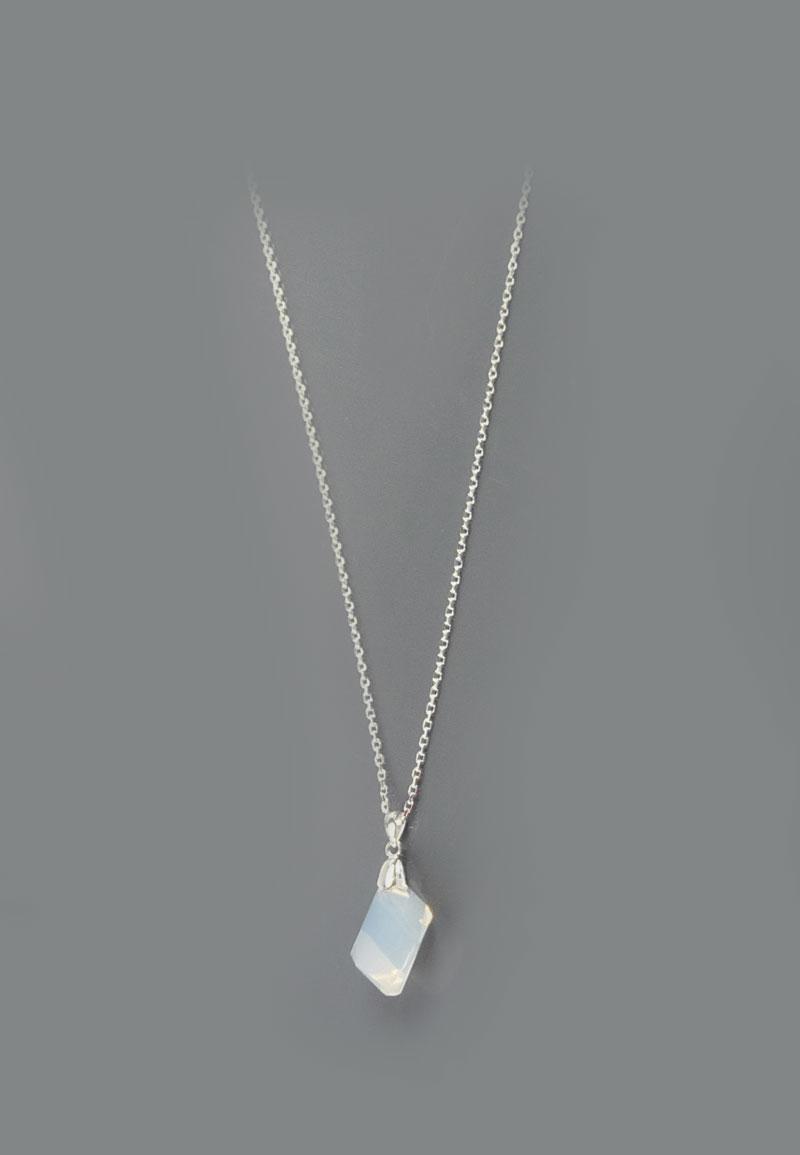 www.beadyourfashion.nl - DoubleBeads Mini Sieradenpakket 925 zilveren halsketting ± 45cm met SWAROVSKI ELEMENTS hanger