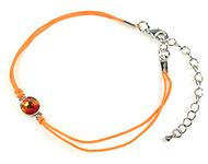 DoubleBeads Mini Sieradenpakket armband ± 19-23cm met SWAROVSKI ELEMENTS plaksteen, zijdedraad en diverse metalen accessoires