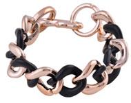 Bracelet with chunky links
