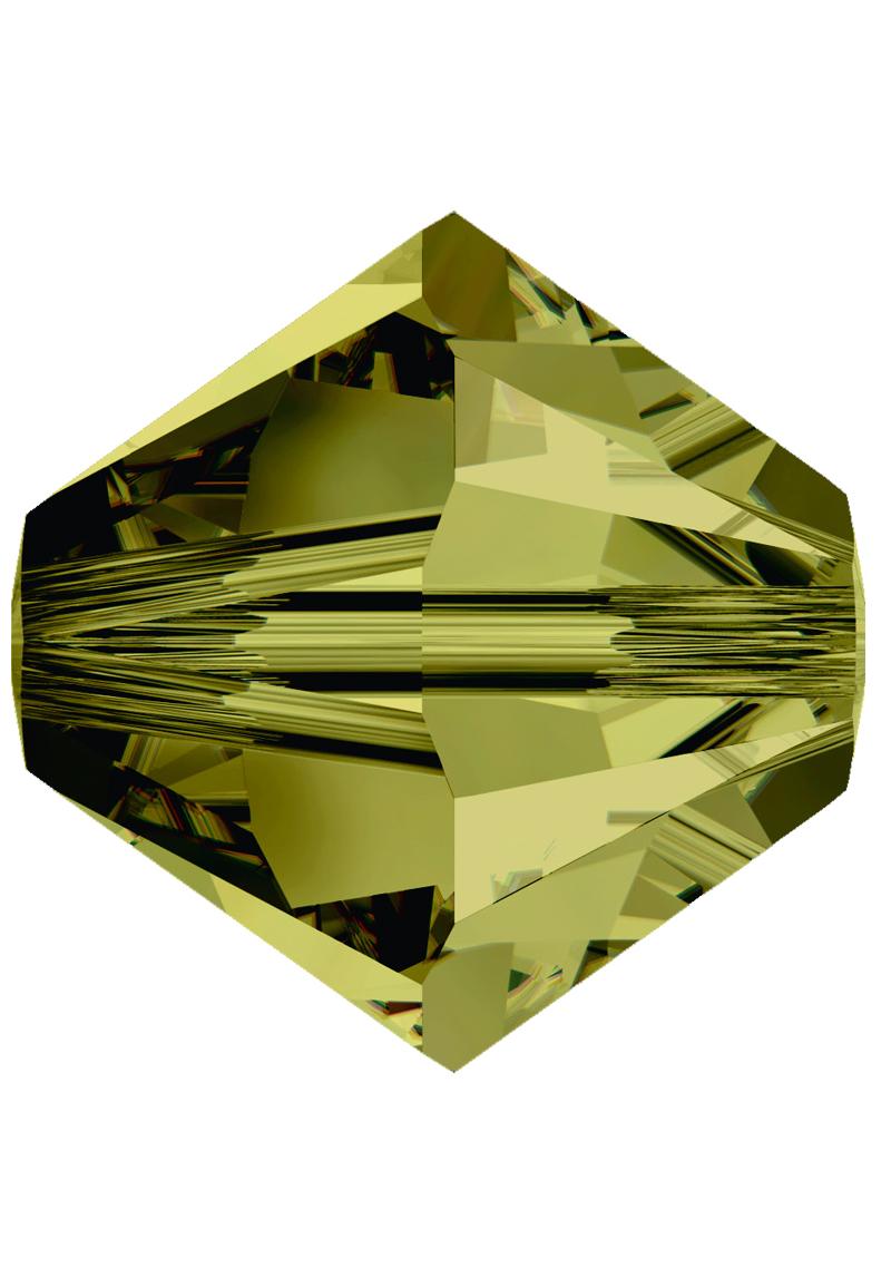 www.beadyourfashion.com - SWAROVSKI ELEMENTS bead 5328 Xilion Bead bicone 6mm
