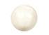 SWAROVSKI ELEMENTS abalorio 5810 Crystal Pearl redondo 4mm