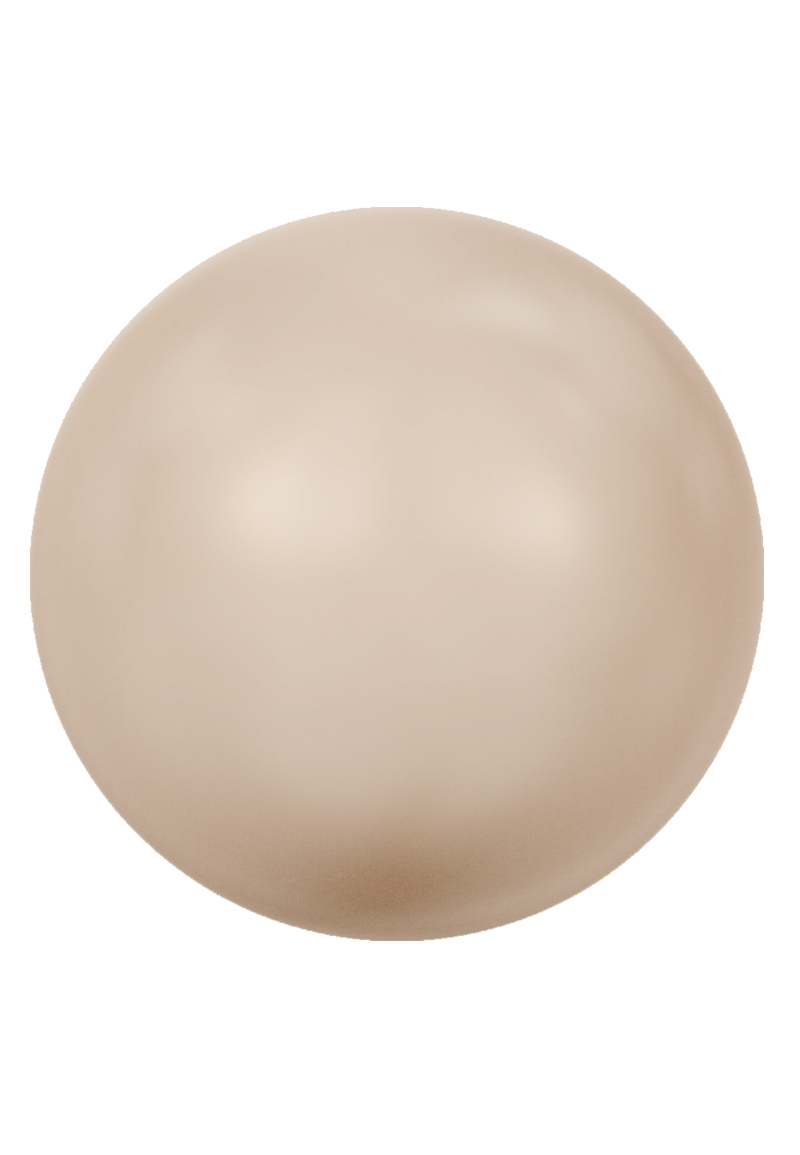 www.beadyourfashion.com - SWAROVSKI ELEMENTS bead 5810 Crystal Pearl round 4mm