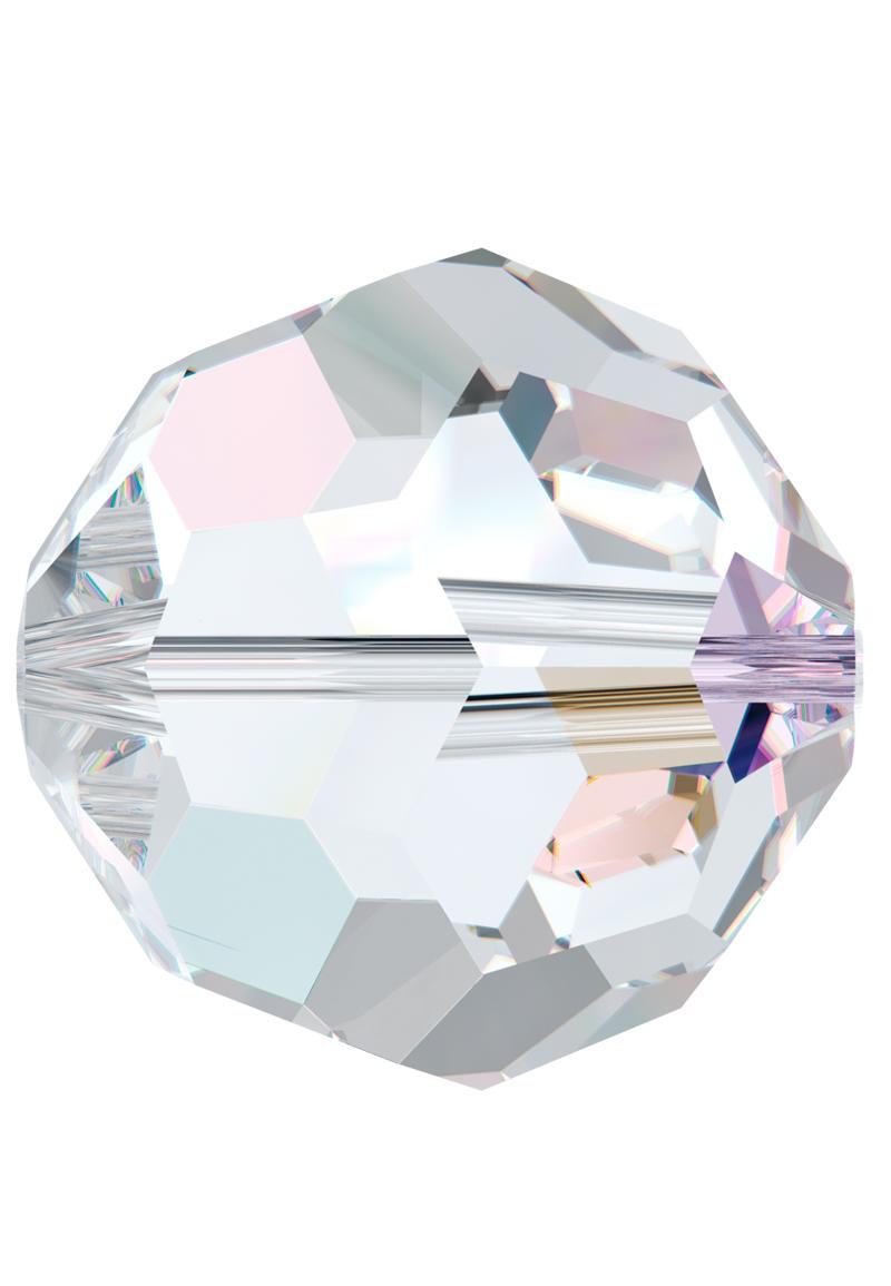 www.beadyourfashion.com - SWAROVSKI ELEMENTS bead 5000 round faceted ± 8mm