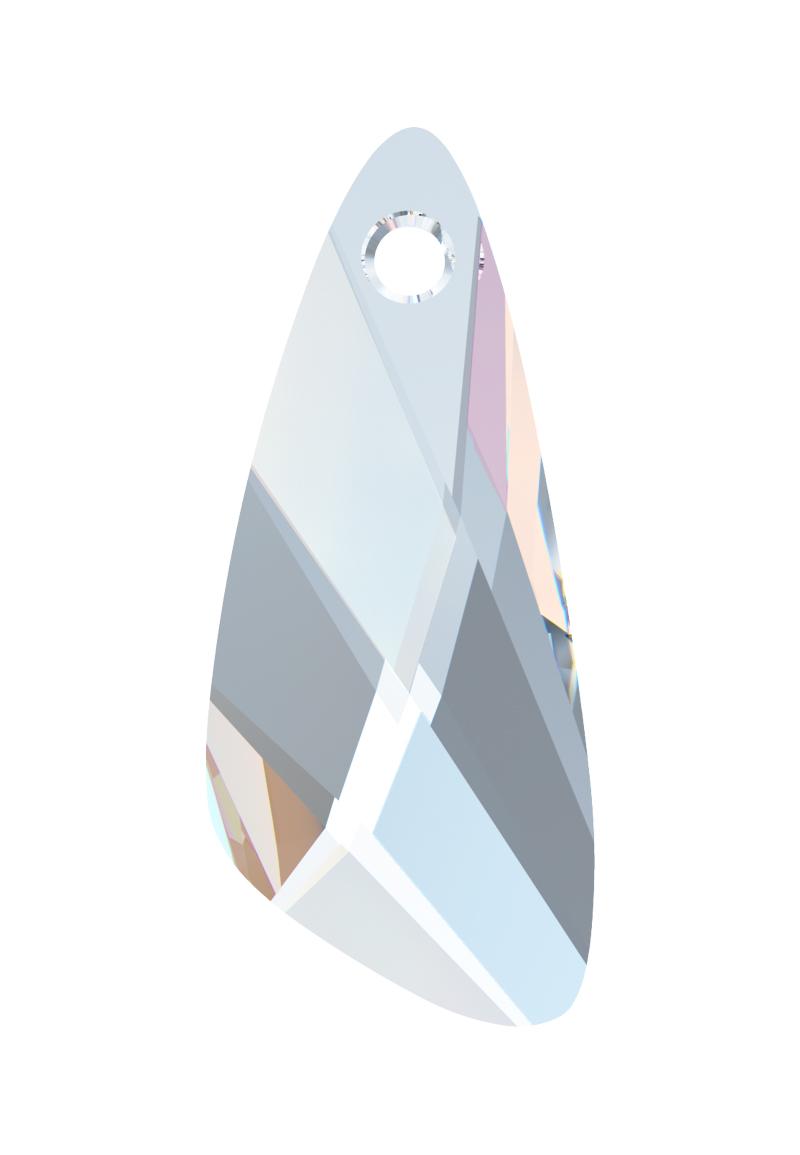 www.beadyourfashion.com - SWAROVSKI ELEMENTS pendant 6690 Wing Pendant wing 23x10mm