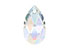 SWAROVSKI ELEMENTS pendant/charm 6106 Pear-shaped Pendant drop 16x9,5mm, 5,5mm thick
