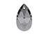SWAROVSKI ELEMENTS Anhänger 6106 Pear-shaped Pendant Tropfen facette geschliffen ± 16x9,5mm, ± 5,5mm Umfang