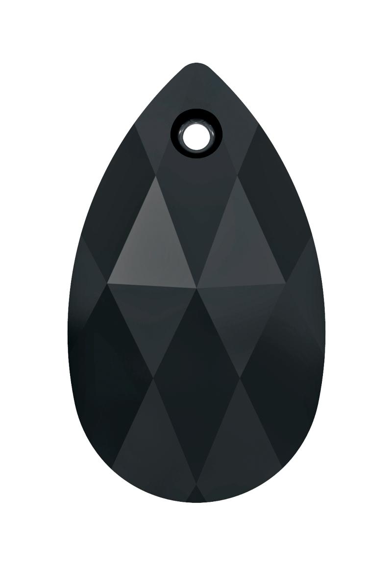 www.beadyourfashion.com - SWAROVSKI ELEMENTS pendant/charm 6106 Pear-shaped Pendant drop 16x9,5mm, 5,5mm thick