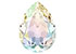 SWAROVSKI ELEMENTS Fancy Stone 4320 Pear Shaped goutte 14x10mm