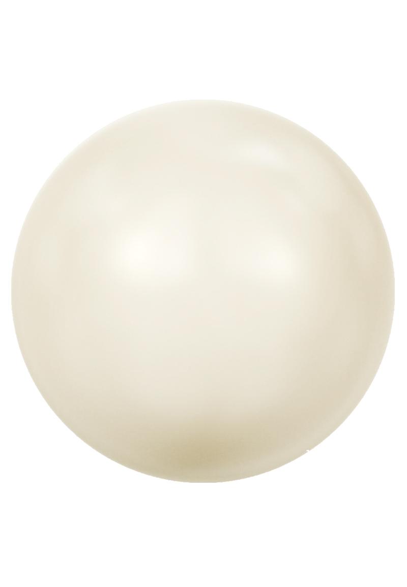 www.beadyourfashion.com - SWAROVSKI ELEMENTS bead 5810 Crystal Pearl round 6mm