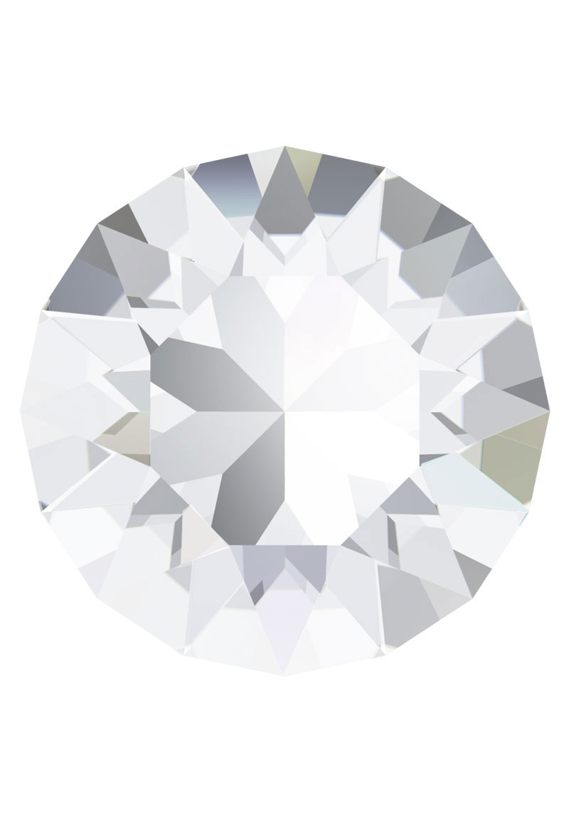www.beadyourfashion.com - SWAROVSKI ELEMENTS pointed back round 1088 Xirius Chaton SS29 6,2mm