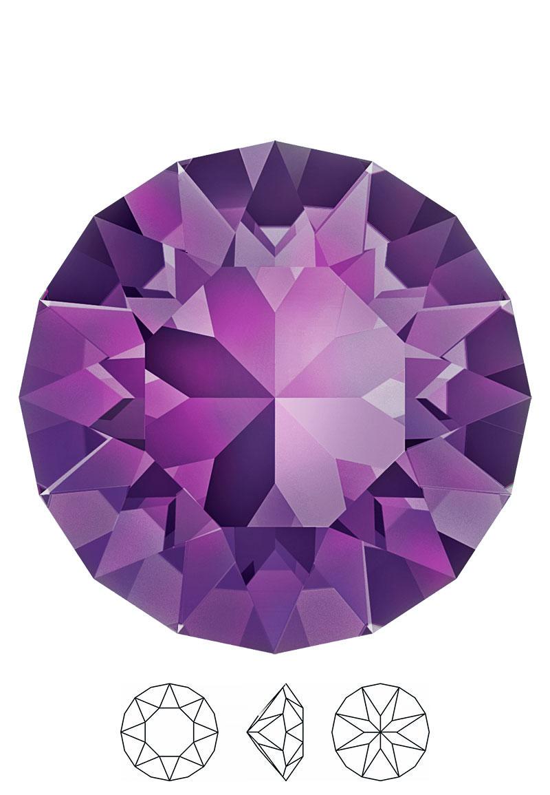www.beadyourfashion.com - SWAROVSKI ELEMENTS pointed back round 1088 Xirius Chaton PP24 3,1mm