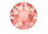 SWAROVSKI ELEMENTS piedra adhesiva 2058 XILION Rose Enhanced SS20