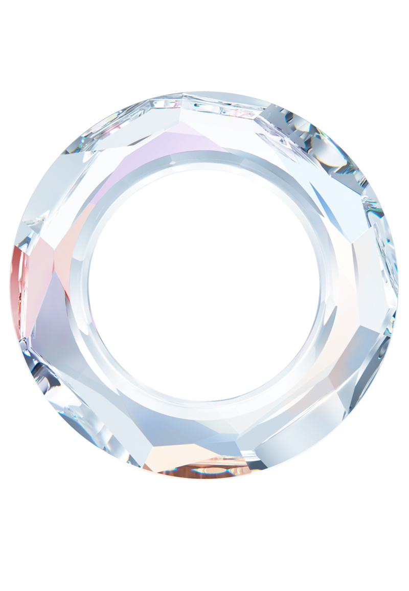 www.beadyourfashion.nl - SWAROVSKI ELEMENTS Hanger 4139 Cosmic Ring 30mm
