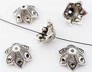 www.beadyourfashion.fr - Calottes de metal