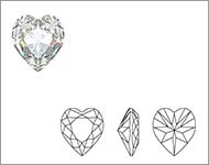 www.beadyourfashion.com - 4831 Antique Heart