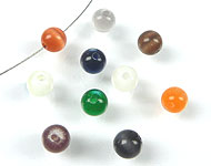 www.beadyourfashion.com - Glass beads mix