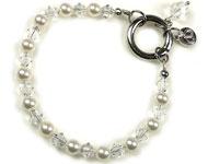 www.beadyourfashion.com - DoubleBeads EasyClip bracelets