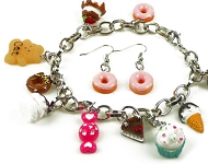 www.beadyourfashion.nl - BeadYourFashion Mini Project Sweet Jewelry Set