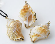 www.beadyourfashion.de - BeadYourFashion Mini-Projekt Shell jewelry set