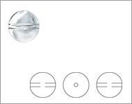 www.beadyourfashion.nl - 5028/4 Crystal Globe Bead