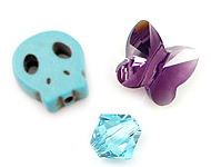 www.beadyourfashion.fr - Spotlight: Purple & Blue
