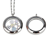 www.beadyourfashion.com - Floating Charm Lockets