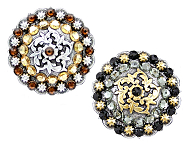 www.beadyourfashion.com - New: Conchos