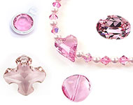 www.beadyourfashion.es - Spotlight: Floral Pink
