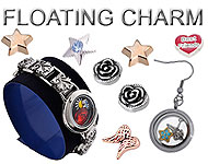 www.beadyourfashion.com - Spotlight: Floating Charms