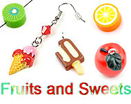 www.beadyourfashion.fr - Spotlight: Fruits and Sweets