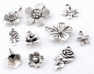 www.beadyourfashion.fr - Spotlight: Flower Beads