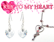www.beadyourfashion.com - Spotlight: Key to my heart