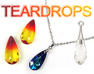 www.beadyourfashion.com - Spotlight: Teardrops