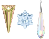 www.beadyourfashion.es - Nuevos SWAROVSKI ELEMENTS colgantes