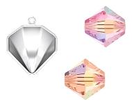 www.beadyourfashion.fr - Nouvelles perles toupie de SWAROVSKI® ELEMENTS