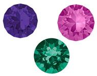 www.beadyourfashion.fr - Nouvelles 1088 round stones SWAROVSKI® ELEMENTS SS24 + SS29