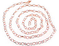 www.beadyourfashion.com - Chain link necklaces