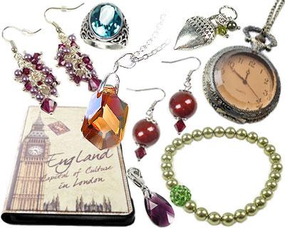 Sieraden Trend: English Sophistication - Lange kettingen, eenvoudige armbanden en klassieke oorbellen